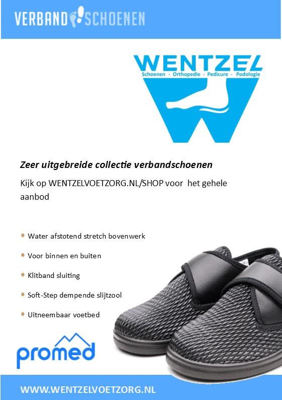 Wentzel-voetzorg-Verbandschoenen